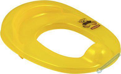WC sedátko žluté