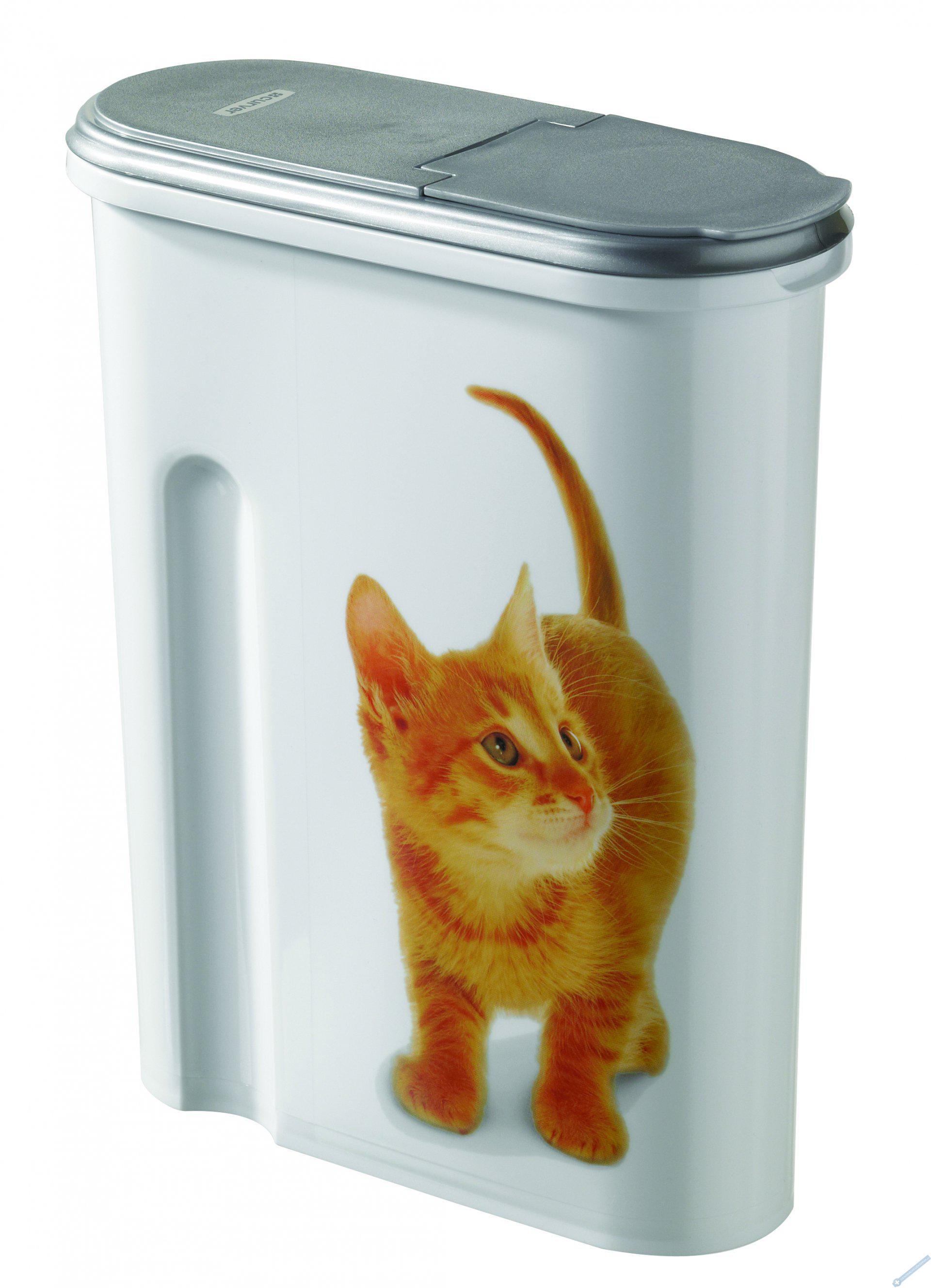 Kontejner na krmivo kočky 1,5