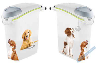 Kontejner na krmivo psi 10kg