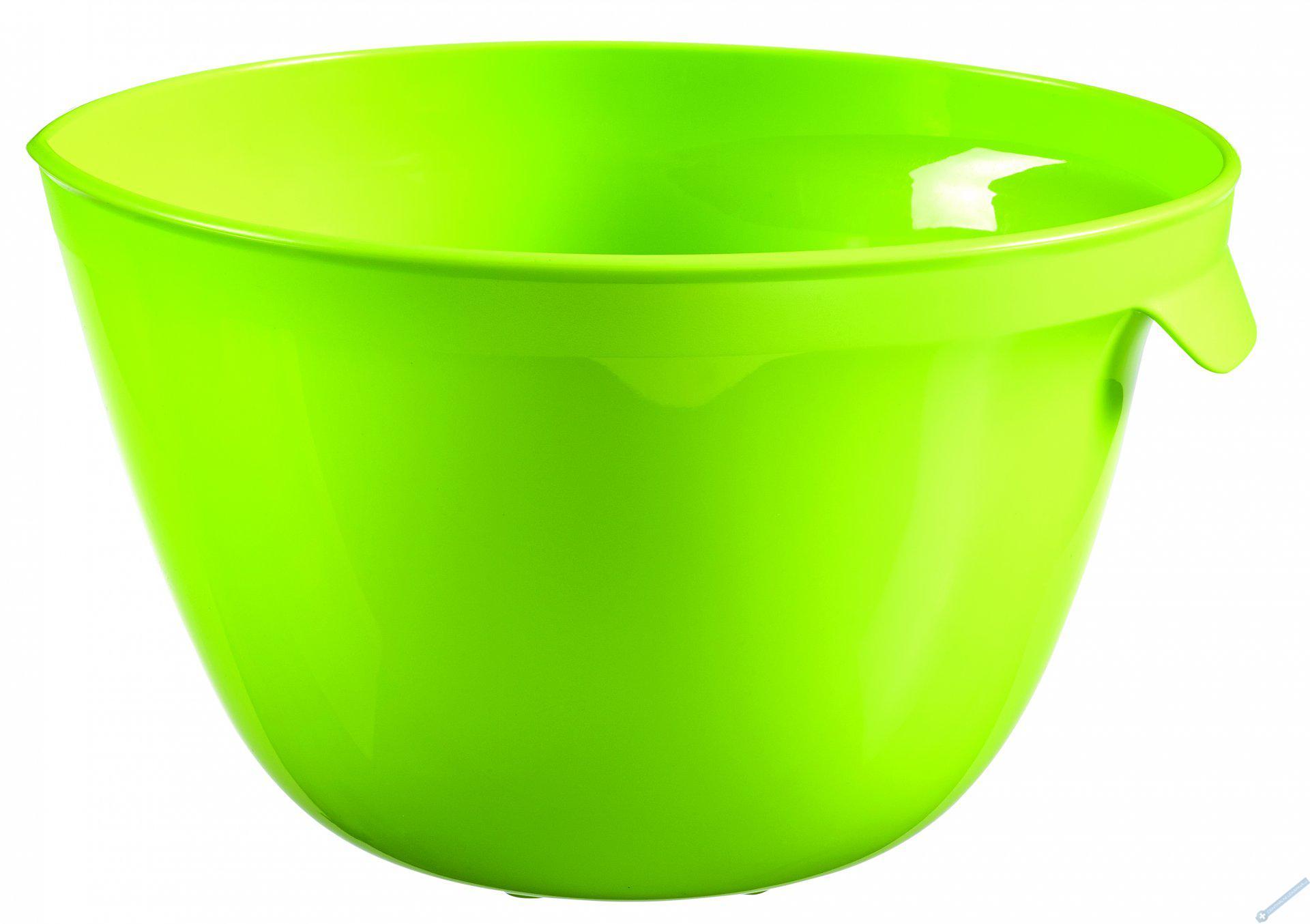 Šlehací mísa 3,5l zelená