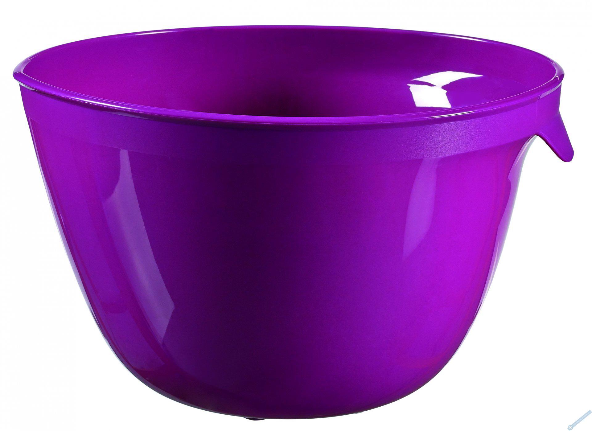 Šlehací mísa 3,5l fialová
