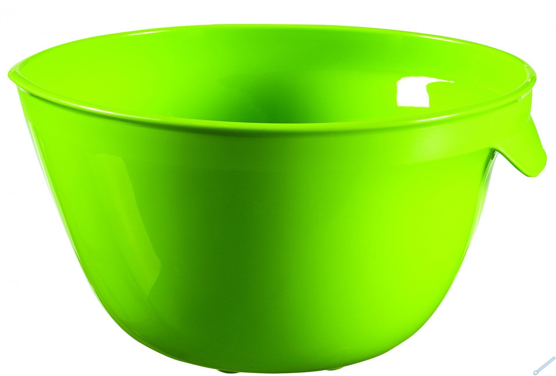 Šlehací mísa 2,5l zelená