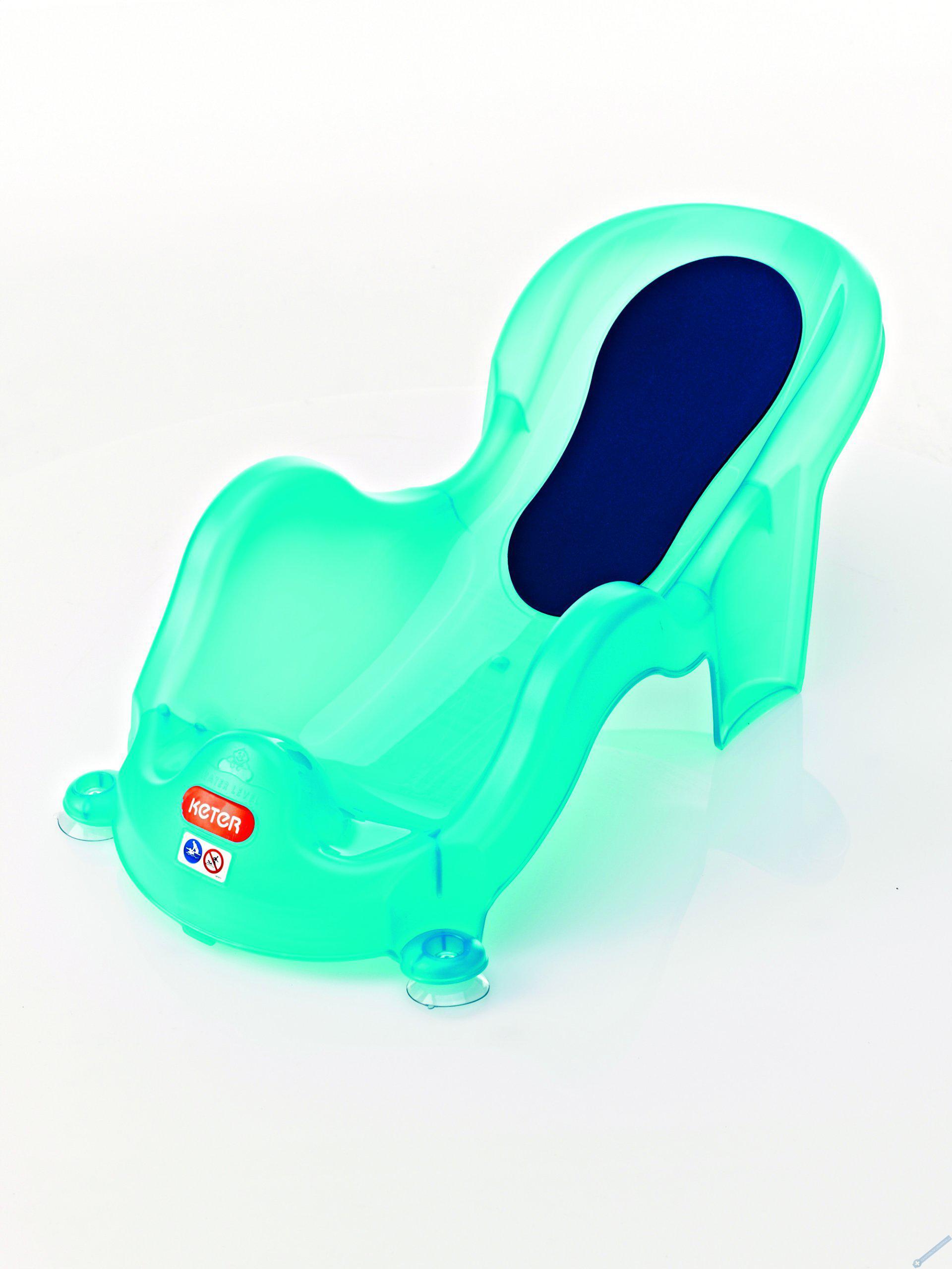 Sedátko do vany modré