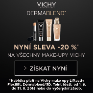 VICHY make-up sleva 20%