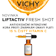 Novinka VICHY Fresh Shot