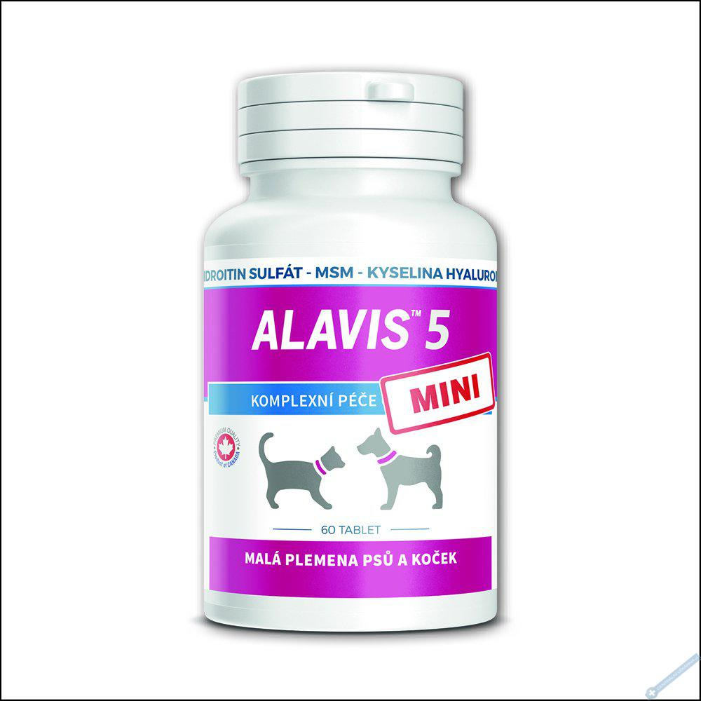 ALAVIS 5 mini  60tbl