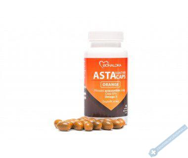Bonaloka Astaxanthin Caps Orange 30 kapslí