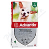 Advantix pro psy spot. on. do 4kg a. u. v. 1x0. 4ml