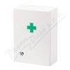 Lékárnička bílá dřevěná 330x230x120mm prázdná
