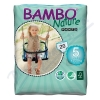 BAMBO Nature Pants Junior navl. plen. k. trénink 20ks
