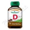 JAMIESON Vitamín D3 1000IU čokoláda cucací tbl. 100