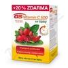 GS Vitamin C500 + šípky tbl. 100+20 2016