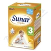 Sunar complex 3 banán 600g (nový) + Sunárek Do ručičky hotové jídlo