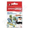 3M Spofaplast 112 Nápl. tučňáci z Madagaskaru 10ks