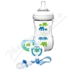 AVENT Sada Natural 260ml PP Slon chlapec