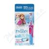 Oral-B El.kart.Vitality dětský Frozen + penál + zubní pasta ZDARMA