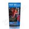 Oral-B El.kart.Vitality dětský Star Wars + penál + zubní pasta ZDARMA