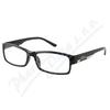 Brýle čtecí +3. 00 FLEX UV400 černé s kov. doplňkem