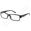 Brýle čtecí +2. 00 FLEX UV400 černé s kov. doplňkem