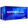 Naproxen Apotex 220mg cps.mol. 20