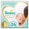 Pampers Premium Carry Pack S1 26ks