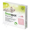 Dronspot 30mg-7. 5mg malé kočky spot-on 2x0. 35ml