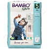 Bambo Nature Pants 5 navl. pl. k. trenink12-18kg 19ks
