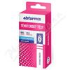 Abfarmis Těhotenský test 10mIU-ml proužek 2ks