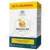 APOROSA Vitamin D3 2000I. U.  tob. 75+15