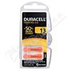 Baterie do naslouch. Duracell DA13P6 Easy Tab 6ks