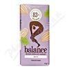 Balance Bílá čokoláda s vanilkou bez cukru 100g