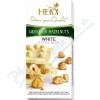 Čokoláda HEIDI Grand or whole hazel. white 100g