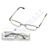 Brýle čtecí American Way +2. 00 šedé v etui