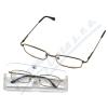 Brýle čtecí American Way +2. 50 šedé v etui