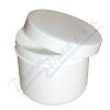 Kelímek s šroub.víčkem 185ml-150g bílý Červenková