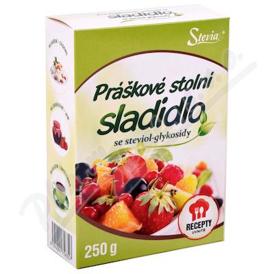Fan sladidlo Stevia sypká 250g