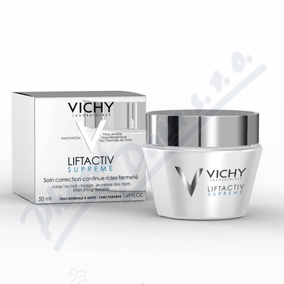 VICHY Liftactiv Supreme PNM 50ml + dárek VICHY Liftactiv Supreme PNM 15ml