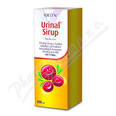 Walmark Idelyn Urinal Sirup 150ml