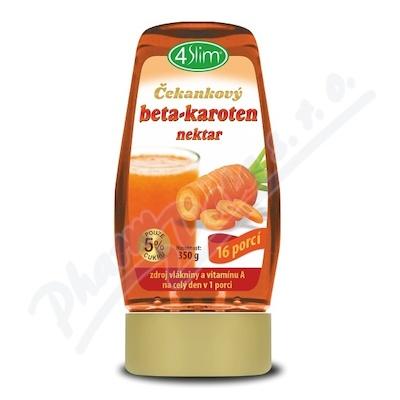 Čekankový beta-karoten nektar sladidlo 350g