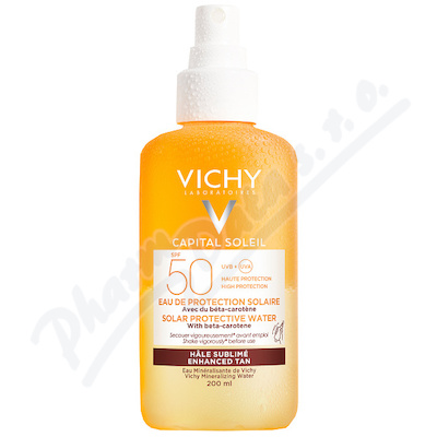 VICHY Capital Soleil SPREJ BETA-KAR SPF50 200ml