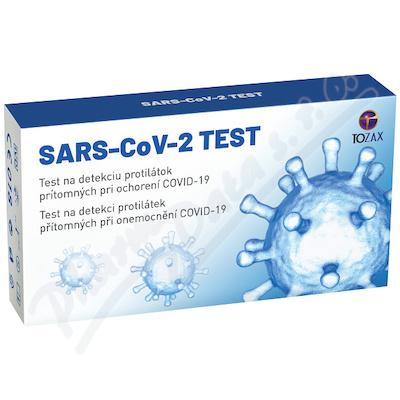 TOZAX SARS-CoV-2 test na protilátky Covid-19