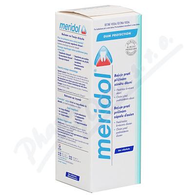 MERIDOL ústní voda 400ml + MERIDOL zubní kartáček