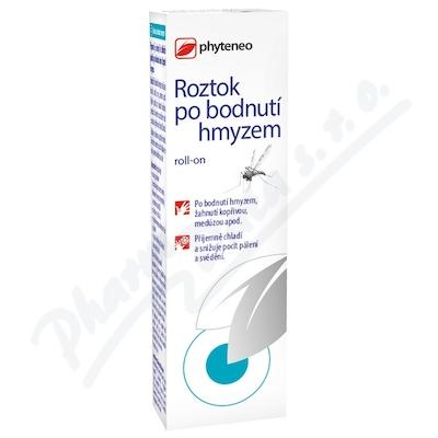 Phyteneo Roztok po bodnutí hmyzem (roll on) 10 ml