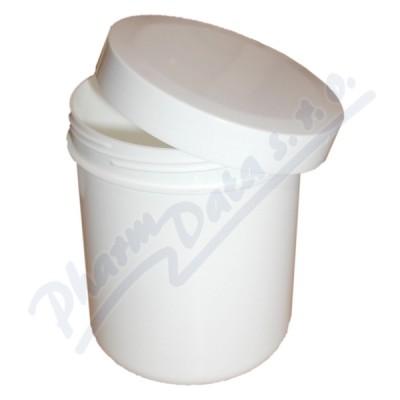 Kelímek s šroub.víčkem 375ml-300g bílý Červenková